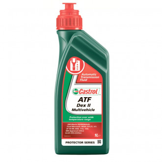 Олива трансміссійна Castrol ATF DEX II MULTIVEHICLE 1L 157F42